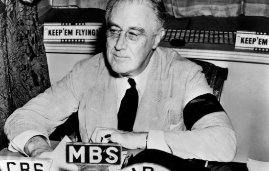 Thom Hartmann: America Has Forgotten the Warnings of FDR