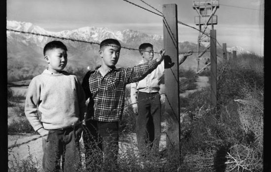 The 1942 Internment of Japanese-Americans Holds Lessons for Today