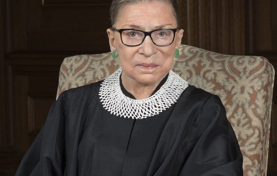 RBG: Woman, Jew, Mother, Justice