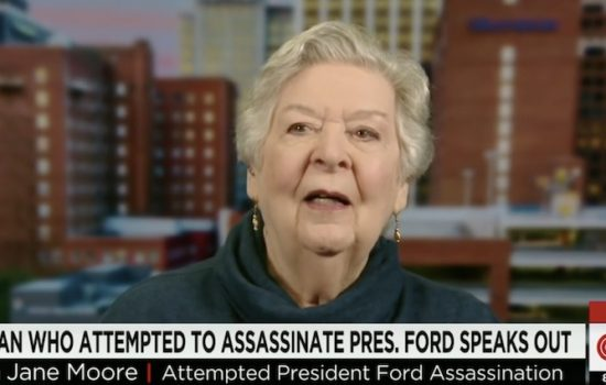 Gerald Ford's Would-Be Assassin Back Behind Bars at 89