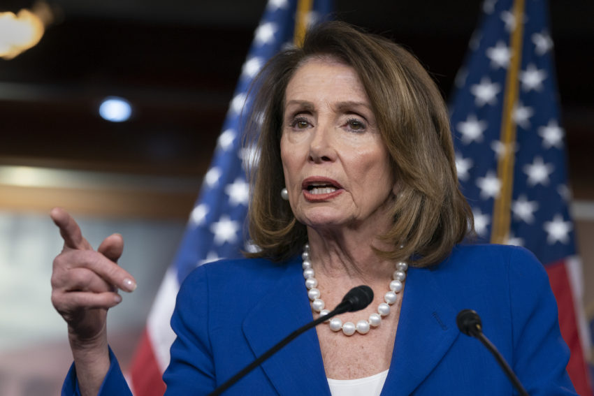 Nancy Pelosi Buries Historic Labor Bill to Appease Centrists