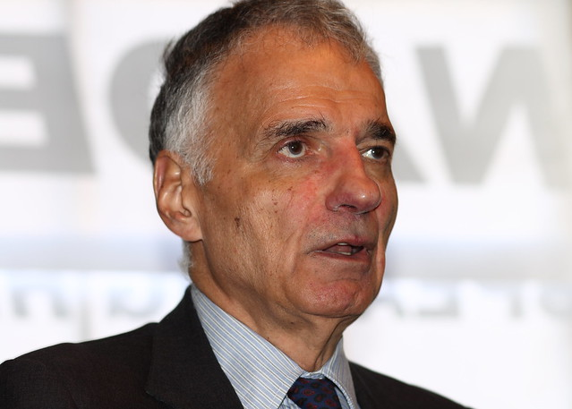 Ralph Nader: American Society Is in Rapid Decay