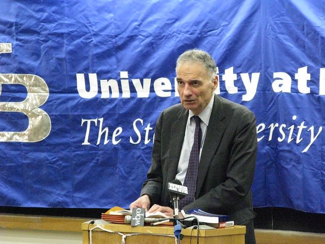 Ralph Nader: The GOP Is a Profile in Cowardice