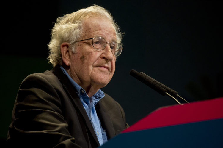 Noam Chomsky: Trump Is History Repeated as Farce