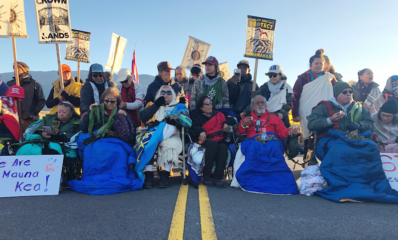 The Fight Over Mauna Kea Is About More Than a Telescope