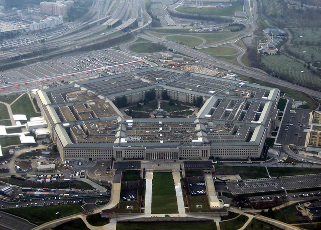 The Pentagon Belongs to Silicon Valley Now