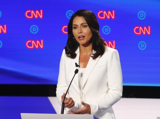 Tulsi Gabbard Gets Some Vindication