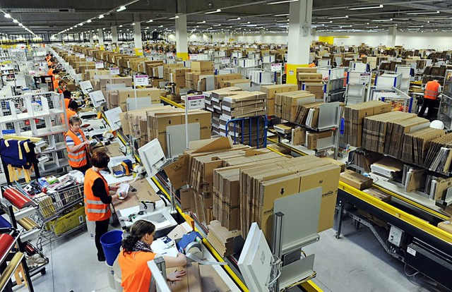 Your Amazon Order Comes at a Steep Human Price - Truthdig