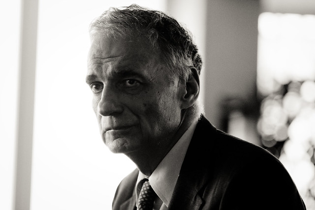 Ralph Nader: Trump Learned His Tricks From Corporate America