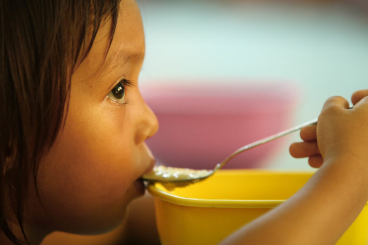 American Plutocrats Are Taking Food Off Families' Tables