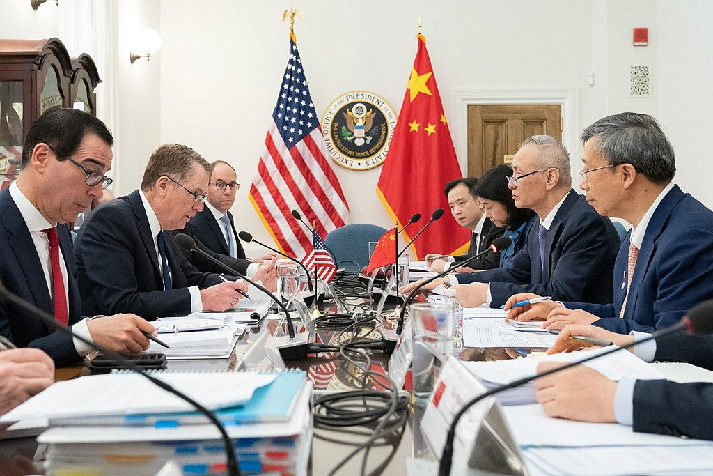 U.S. Suspends Plans to Hike Tariffs on Chinese Imports