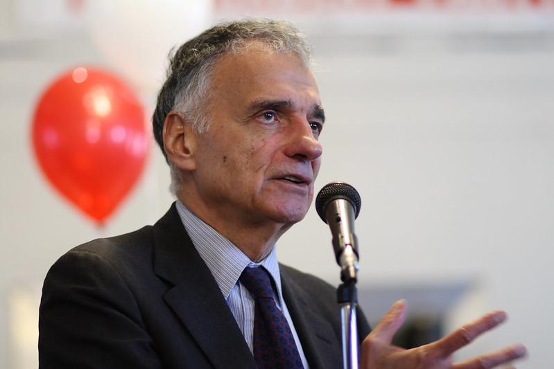 Ralph Nader: Why Isn't the 99% Revolting?