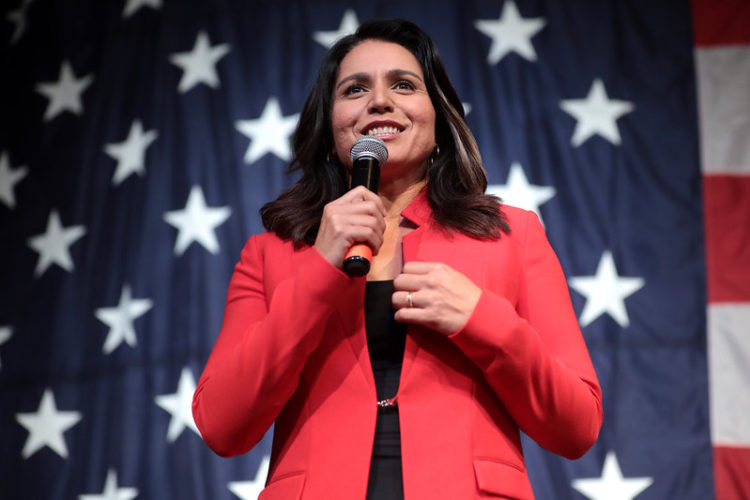 In Defense of Tulsi Gabbard