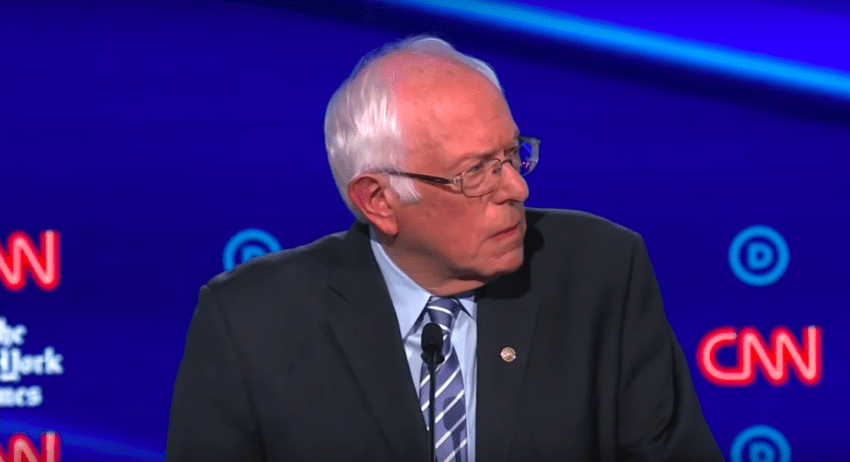 Sanders Blasts 2020 Democrats for Defending Health Insurance Industry