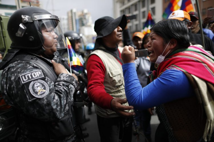 The Bolivian Coup Comes Down to One Precious Mineral