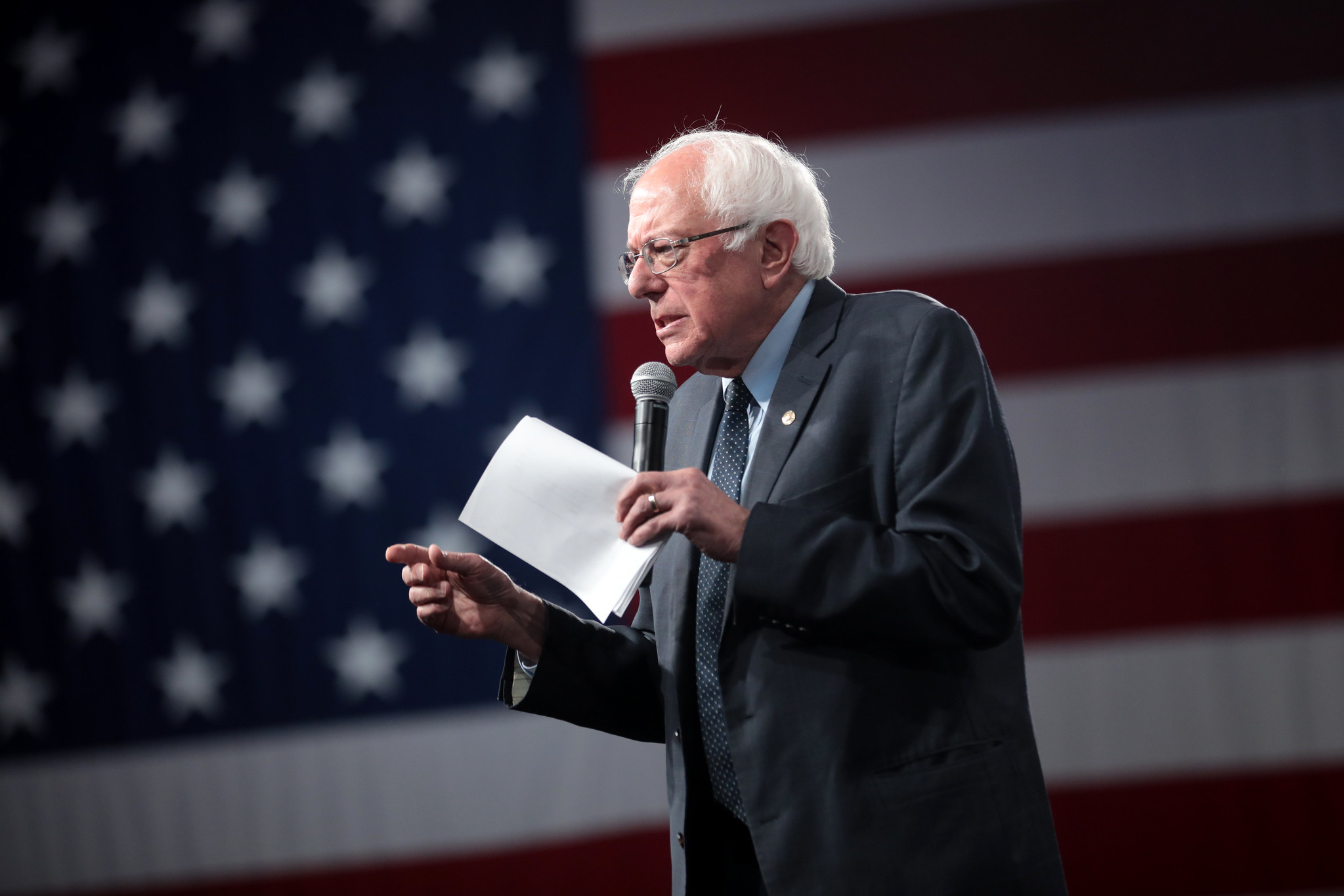 Bernie Sanders Should Be Democrats' First Choice