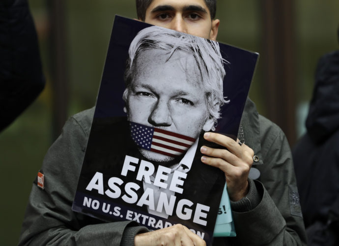 The Plot to Discredit and Destroy Julian Assange