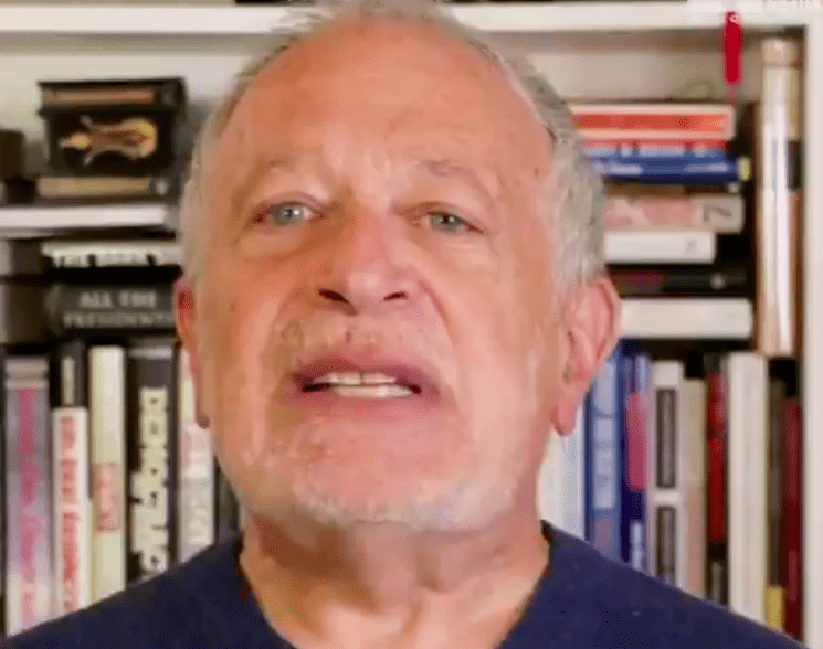 Robert Reich: A Billionaire-Backed Moderate Will Hand Trump the 2020 Election
