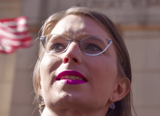 Chelsea Manning has been imprisoned since March.