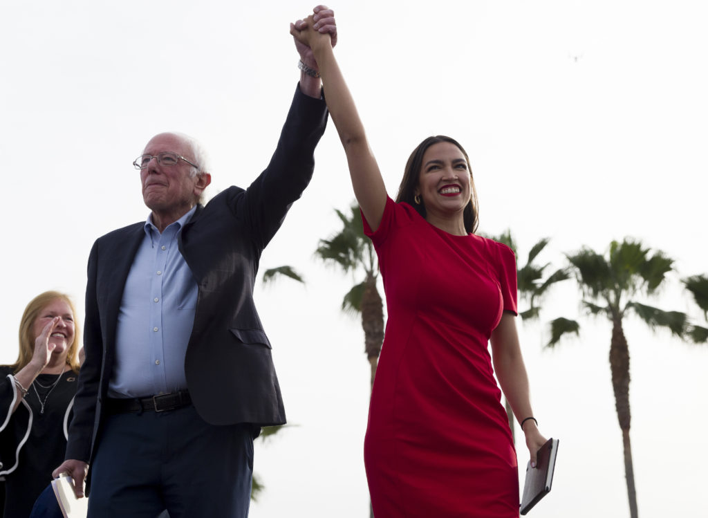 The Latinx Vote Might Carry 'Tio Bernie' to Victory