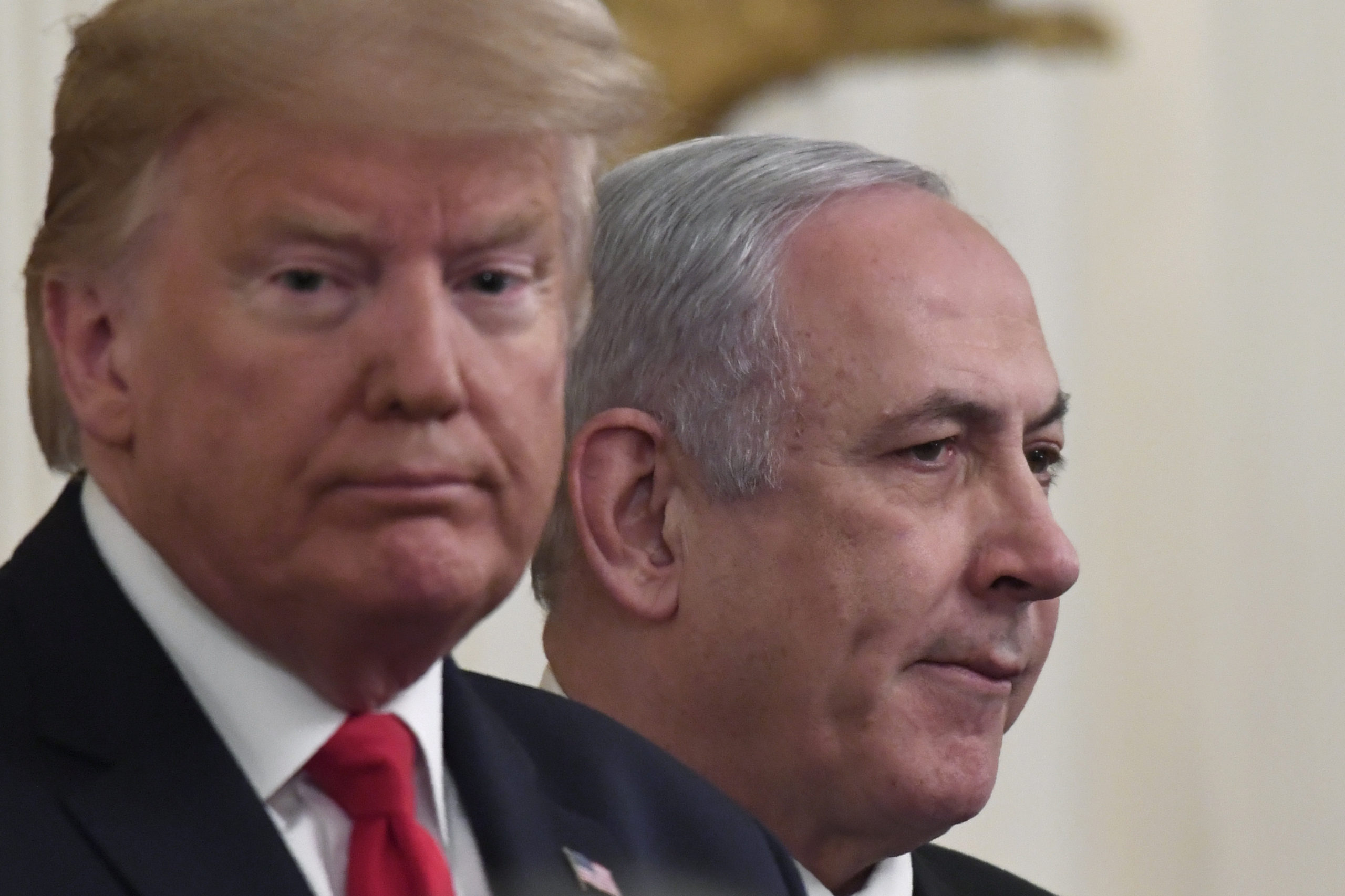 America and Israel Against the World